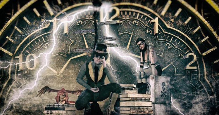 OTD Steampunk Festival, May 18 & 19