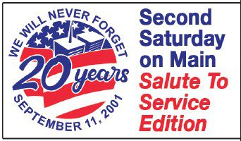 2nd Saturday Salute to Service